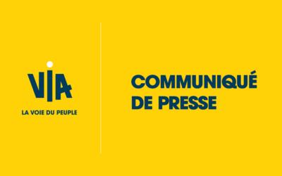 Communiqué de presse de Jean-Frédéric Poisson | Requête devant le Conseil d'Etat contre les nouvelles dispositions gouvernementales mettant fin aux autotests et à la gratuité des tests Covid