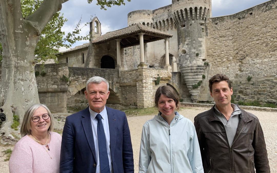 Communiqué de presse |Délégation du Vaucluse