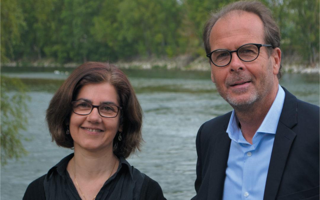 Présentation des candidats aux départementales de Tours Ouest – La Nouvelle République